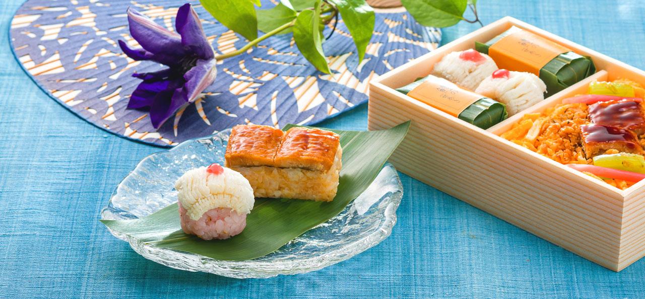 鱧寿司詰合せ(一合)